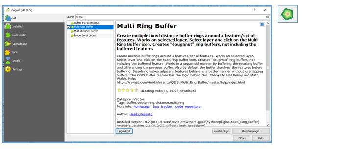 QGIS – Create Multi-Ring Buffers – Cadline Community