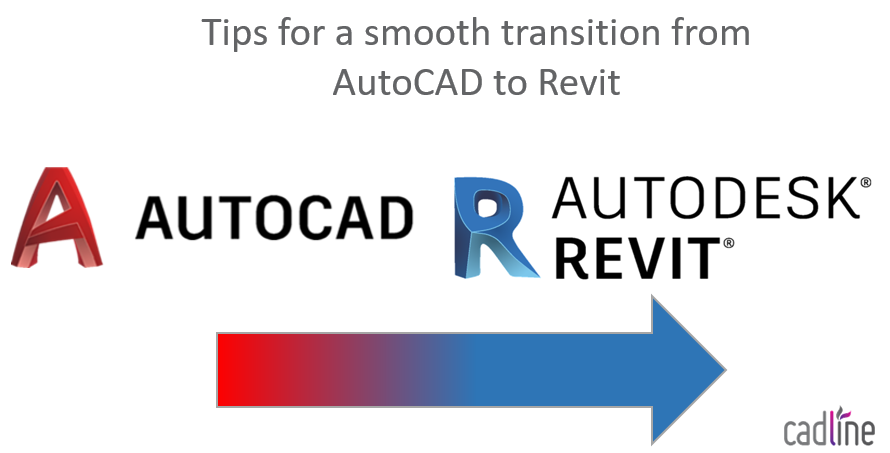 Tips for a smooth transition from AutoCAD to Revit – Cadline