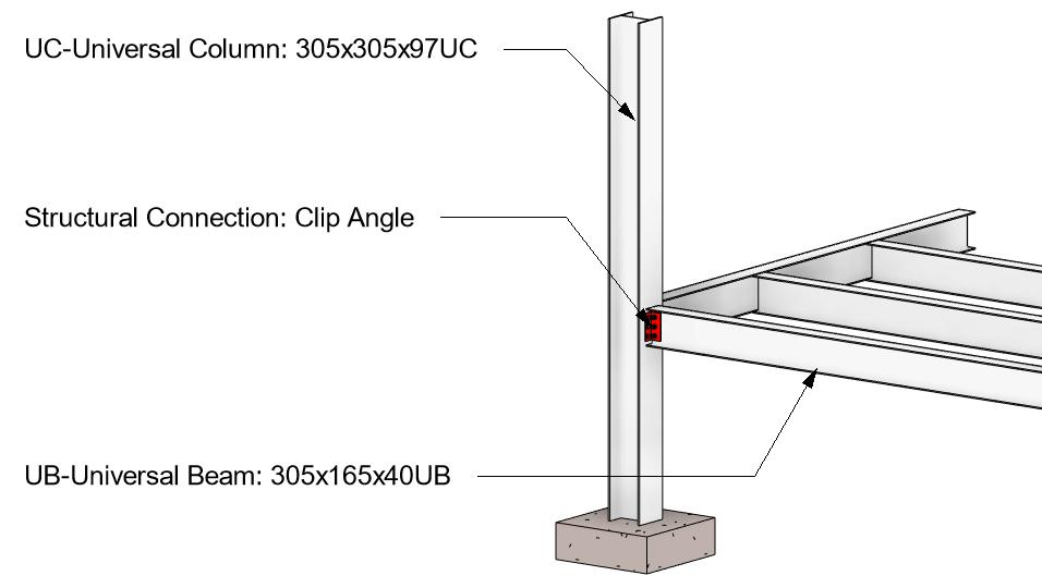 Revit Structure 2018: Structural Connection - Visibility
