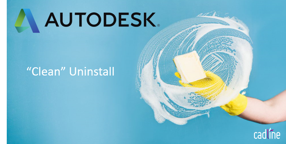 autodesk clean uninstall 2015