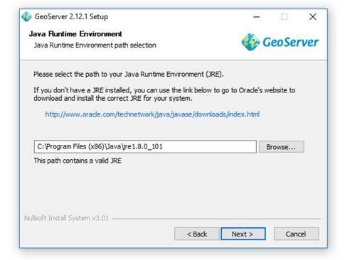 GeoServer – HTTP ERROR: 503 – Cadline Community