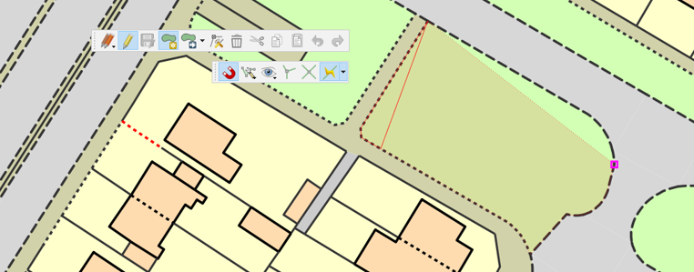 QGIS – How do you Snap and Trace when Digitising? – Cadline
