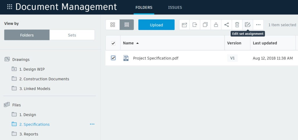 There are plenty of new and enhanced features in BIM 360 Docs this