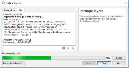 QGIS – Creating GeoPackage Layers – Cadline Community