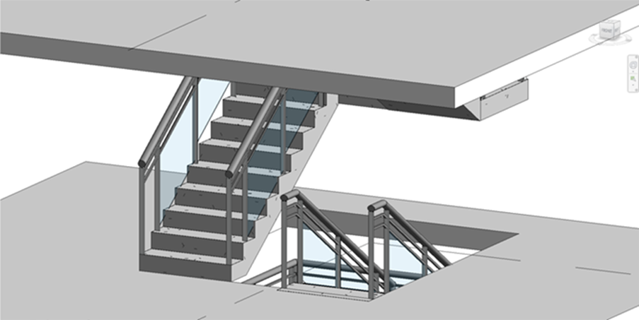 Revit 2019 - Creating a Continuous Stair Railing – Cadline Community