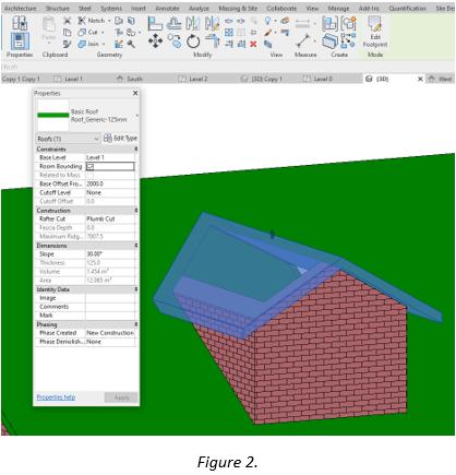 "Revit Architecture 2020 - Editing the ""Dormer"" cut – Cadline"
