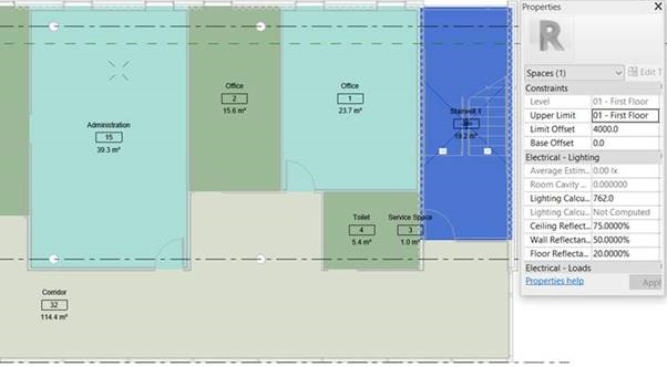 Revit MEP – Space Naming Utility working with IFC data