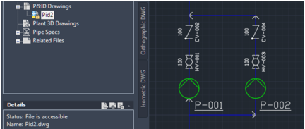 AutoCAD_Plant_3D_2020___P_ID___Multiple_Design_Options_in_1_Project_-_5.PNG