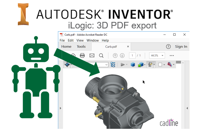 inventor 2017 ilogic 3d pdf export cadline community rh cadlinecommunity co uk Autodesk Inventor 2016 Autodesk Inventor Drawings