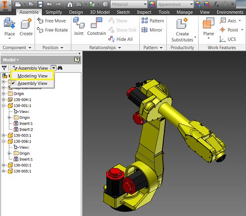 Autodesk Inventor 2015 - Solving Assembly Constraints – Cadline ...