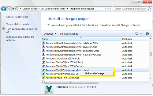 Autodesk Vault 2015 Add-Ins Missing? – Cadline Community