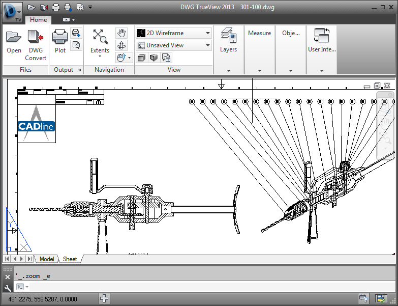 Inventor Drawings - DWG v IDW & AutoCAD – Cadline Community