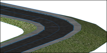 how to draw road assembly in civil 3d