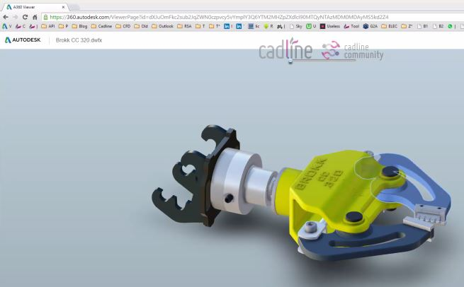 Inventor 2015 - Sharing files & Collaborating with A360 Viewer ...
