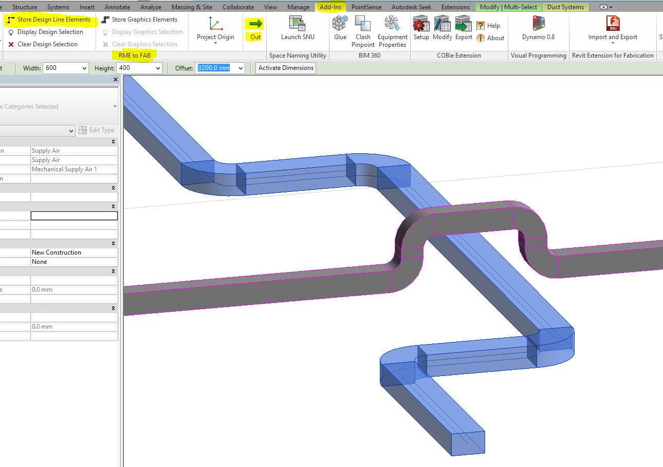 Revit 2016: Fabrication CADmep Workflow – Cadline Community