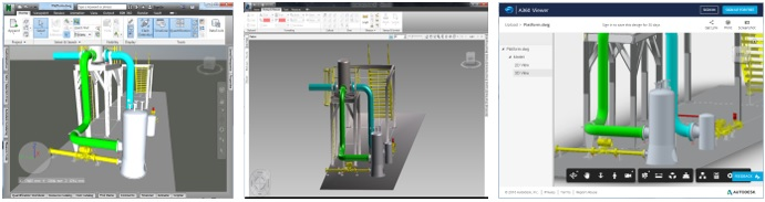 Free Model Review Tools for AutoCAD Plant 3D – Cadline Community