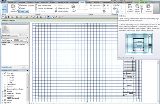 Aligning Sheet Views To Guide Grids Within Revit Cadline Community