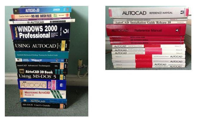 AutoCAD Training Manuals – Cadline Community