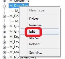 Step 3 Select the door tag label and in properties click edit label and make the following changes in the Edit Label Dialogue box.  sc 1 st  Cadline Community & Revit Architecture 2017 u2013 Door Tags with Dimensions u2013 Cadline Community