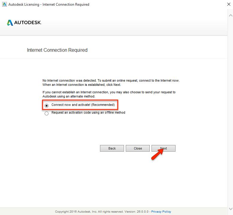 Script Error When Registering An Autodesk Product